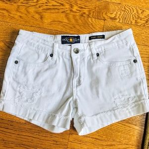 NWOT Lucky Brand Girls Riley Shorts
